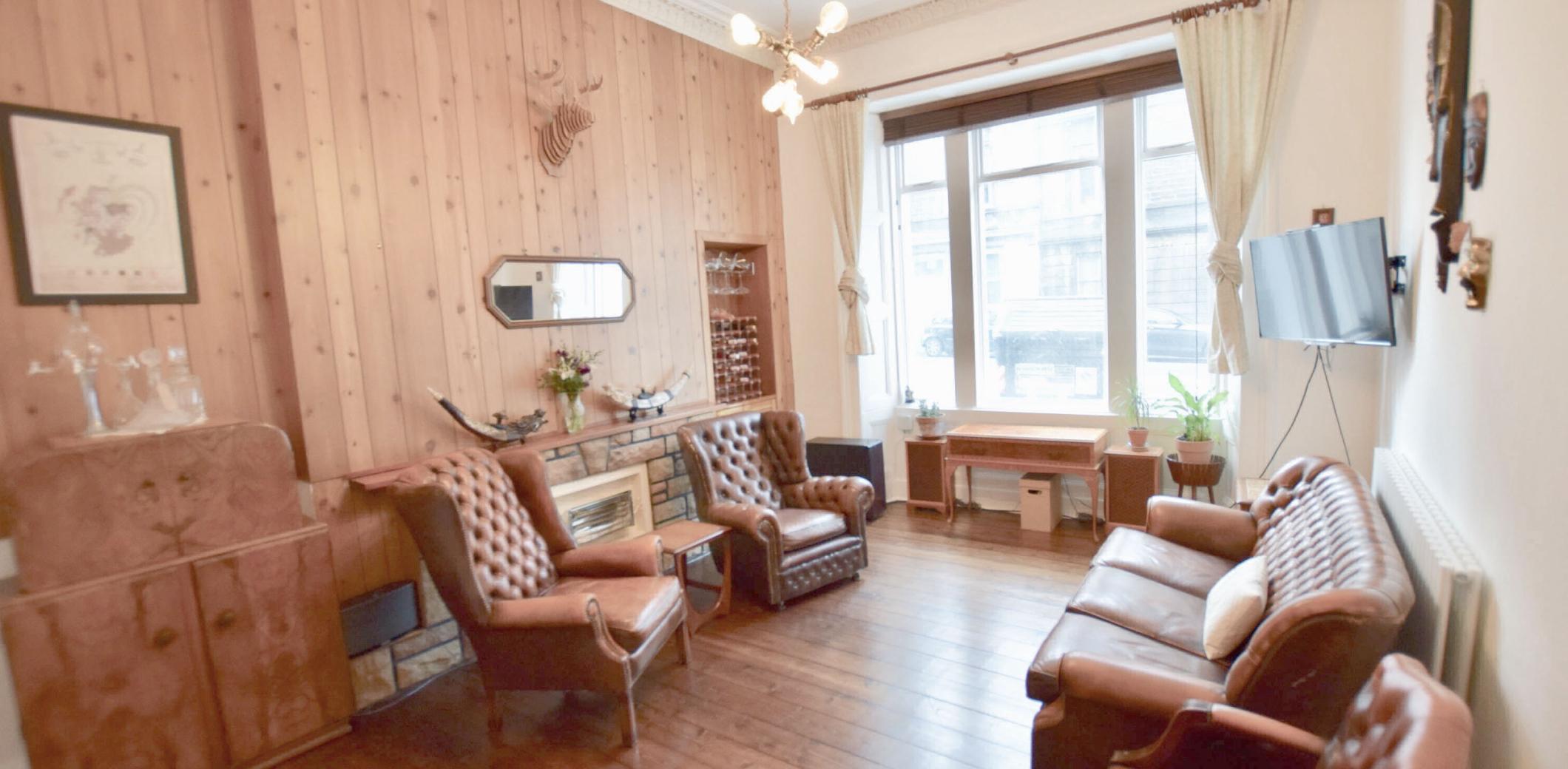 Room To Rent Edinburgh Salon